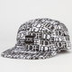 DOPE Sticker Bomb Mens 5 Panel Hat