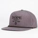 DOPE Crest Mens Snapback Hat