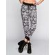 FULL TILT Abrstract Print Womens Jogger Pants