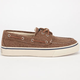 SPERRY Wool Bahama Mens Boat Shoes