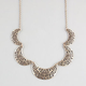 FULL TILT Moon Statement Necklace