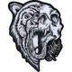 FATAL Bear Skull Sticker