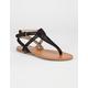 BAMBOO Warner Womens Sandals