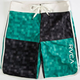 RVCA Distressed Pixels Mens Boardshorts