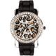 Cheetah Rhinestone Watch