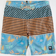RUSTY Cut Out Mens Boardshorts