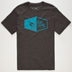 RIP CURL Sidebox Mens T-Shirt