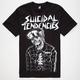 METAL MULISHA Suicidal Tendencies Skeleton Mens T-Shirt