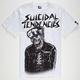 METAL MULISH Suicidal Tendencies Skeleton Mens T-Shirt