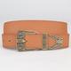 Skinny Western Buckle Belt