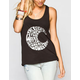 HURLEY Wolves Moon Womens Tank