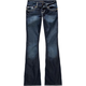YMI Fit & Flare Womens Flare Jeans