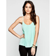FULL TILT Essential Womens Swing Tank