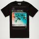 BILLABONG Turbulence Mens T-Shirt