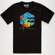 BILLABONG Drip Drop Mens T-Shirt