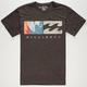 BILLABONG Split Wave Mens T-Shirt