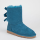 UGG Bailey Bow Girls Boots