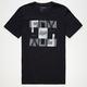 FOX Faded Mens T-Shirt