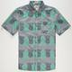 VANS Rusden Pineapple Mens Shirt