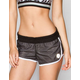 HURLEY Beach Active Nike Dri-Fit Womens Mesh Shorts