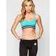 HURLEY Beach Active Nike Dri-Fit Mesh Bra