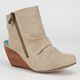 BLOWFISH Bainbridge Womens Wedge Booties