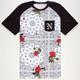 NEFF Snoop Dogg Floral Mens Pocket Tee