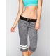 HURLEY Beach Active Nike Dri-Fit Womens Crop Pants