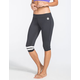 HURLEY Beach Active Nike Dri-Fit Womens Crop Leggings
