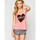 HURLEY Love Me Womens Tank