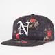 NEFF Snoop Dogg Allover Floral Mens Snapback Hat
