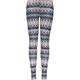 FULL TILT Diamond Stripe Girls Leggings