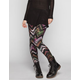 FULL TILT Electric Ethnic Print Womens Leggings