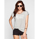 FOX Captivate Womens Open Back Tee