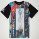 LAST KINGS Piazza Mens T-Shirt