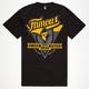FAMOUS STARS & STRAPS Varsity Mens T-Shirt