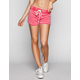 CELEBIRTY PINK French Terry Womens Shorts