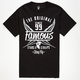 FAMOUS STARS & STRAPS Flight Mens T-Shirt