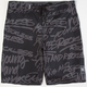 YOUNG & RECKLESS Flip The Script Mens Boardshorts