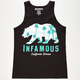 INFAMOUS California Dream Mens Tank