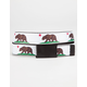 BUCKLE-DOWN Cali Bear Boys Belt