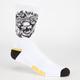 AURA GOLD Lion Mens Crew Socks