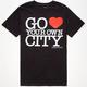 REASON Go Love Mens T-Shirt