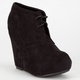 BRECKELLE'S Jenny Womens Wedges