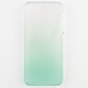 Mint Ombre iPhone 5 Case