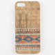 Tribal Wood iPhone 5/5S Case
