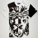AURA GOLD Positive Negative Mens T-Shirt