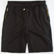 AURA GOLD Poly Mesh Mens Shorts