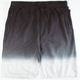 AURA GOLD Dip Dye Mens Shorts