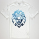 AURA GOLD Lion Cloud Mens T-Shirt